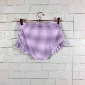 Wildfox Swim - 🍂NEW Wildfox High Waist Gingham Frill Swim Bottom